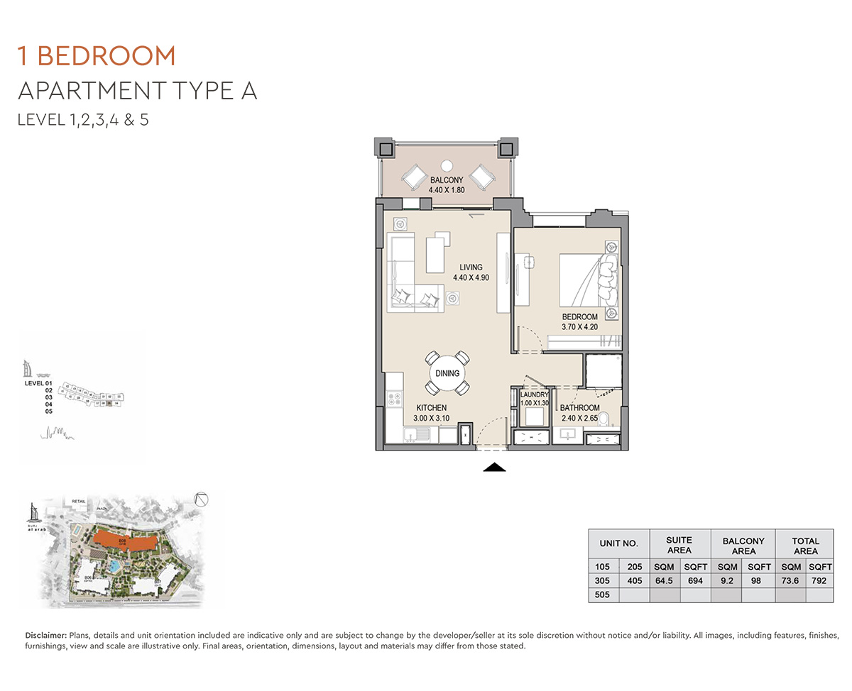 https://drehomes.com/wp-content/uploads/1-Bedroom-Apartment-Type-A-Level-1-5-792-SqFt-2.jpg