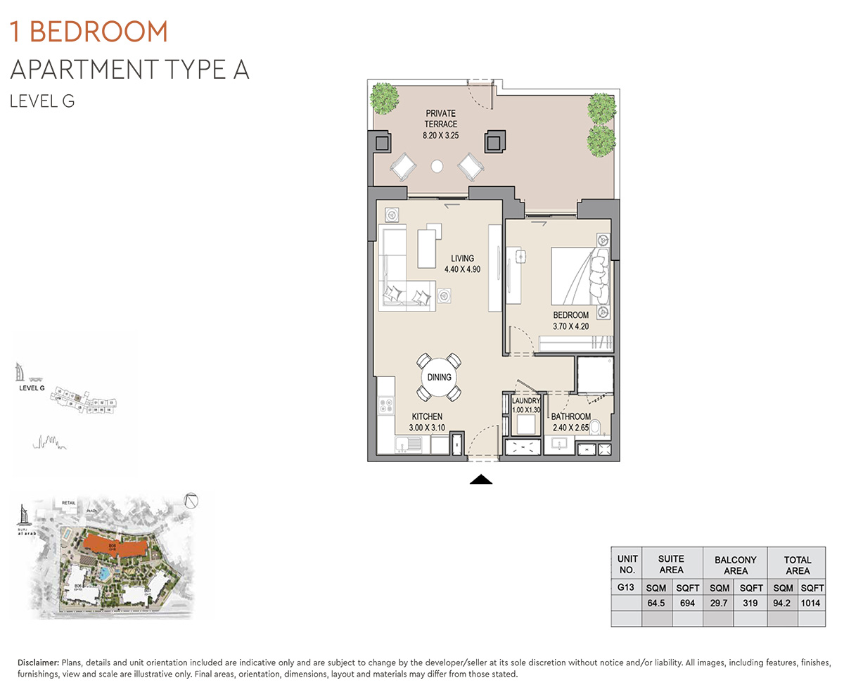 https://drehomes.com/wp-content/uploads/1-Bedroom-Apartment-Type-A-Level-G-1014-SqFt-2.jpg