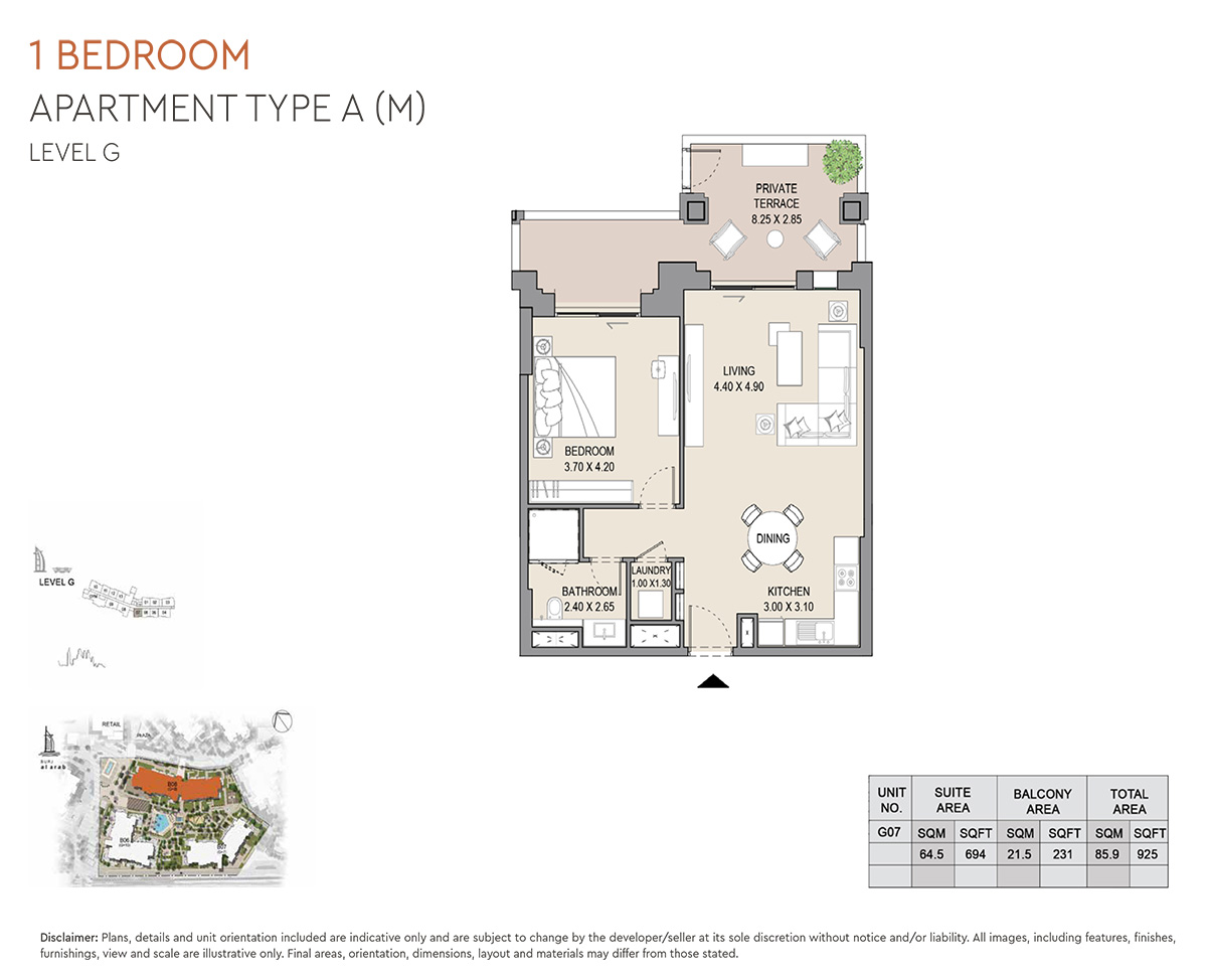 https://drehomes.com/wp-content/uploads/1-Bedroom-Apartment-Type-A-M-Level-G-925-SqFt-2.jpg