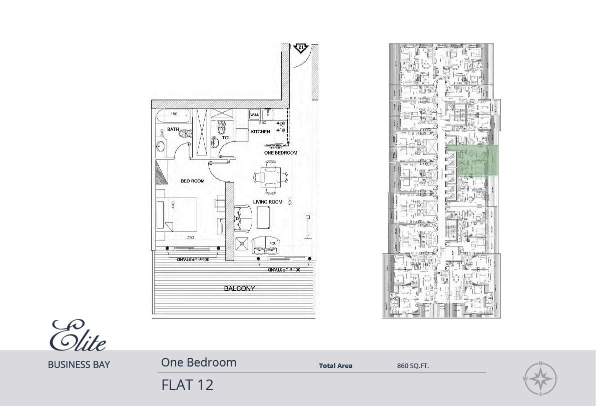 Elite Business Bay Residences