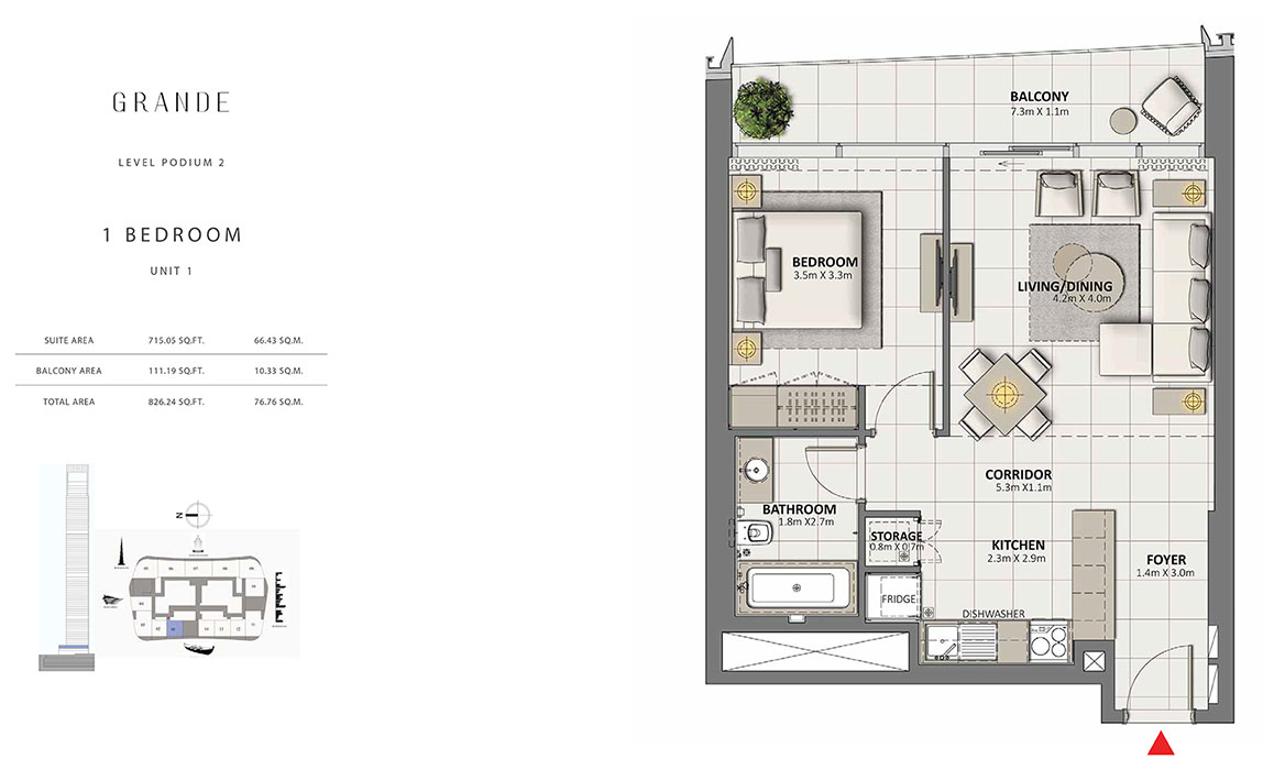 https://drehomes.com/wp-content/uploads/1-Bedroom-Unit-1-Level-Podium-2-826.24-SqFt.jpg