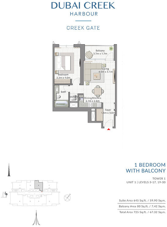 https://drehomes.com/wp-content/uploads/1-Bedroom-With-Balcony-Tower-1-Unit-1-Levels-3-1719-30-725-SqFt.jpg