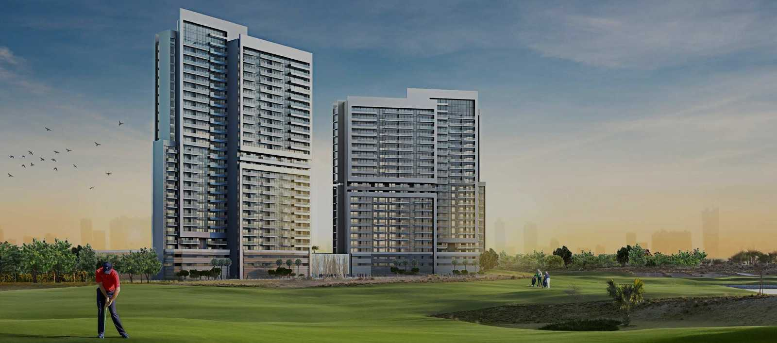 Golf Vita Apartments Dubai