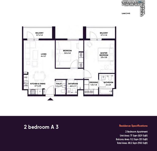 https://drehomes.com/wp-content/uploads/2-Bedroom-A3-950SqFt.jpg