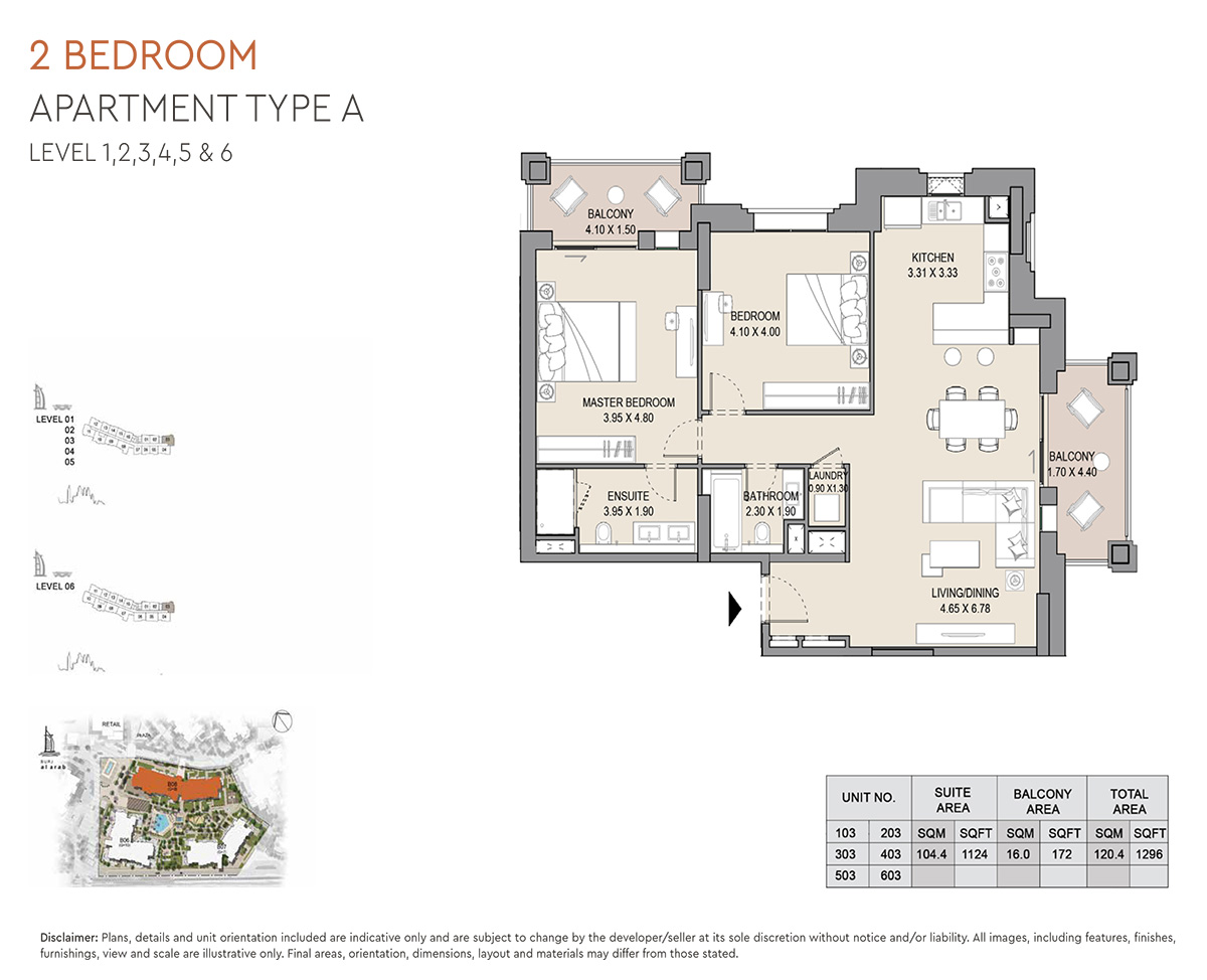 https://drehomes.com/wp-content/uploads/2-Bedroom-Apartment-Type-A-Level-1-6-1296-SqFt-2.jpg