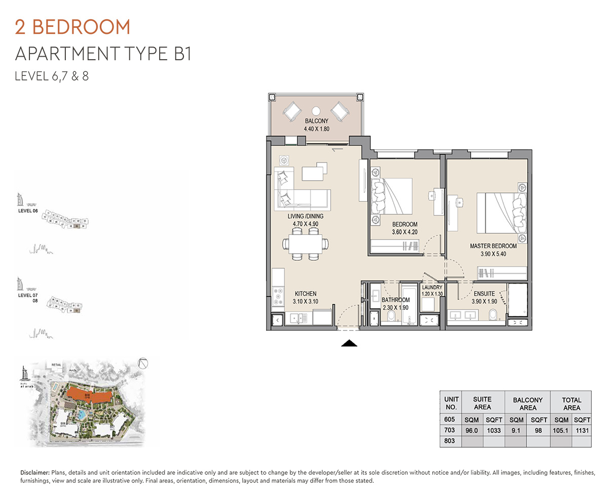 https://drehomes.com/wp-content/uploads/2-Bedroom-Apartment-Type-B1-Level-6-8-1131-SqFt-2.jpg