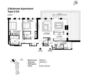 Bluewaters-residences