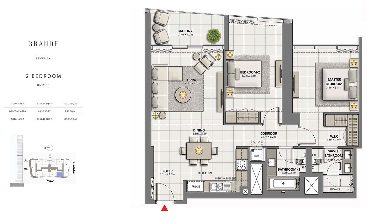 https://drehomes.com/wp-content/uploads/2-Bedroom-Unit-11-Level-54-1239.47-SqFt.jpg