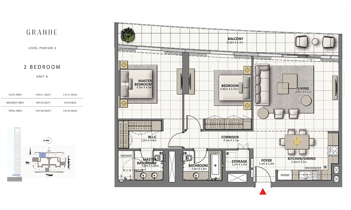 https://drehomes.com/wp-content/uploads/2-Bedroom-Unit-6-Level-Podium-2-1447.64-SqFt.jpg