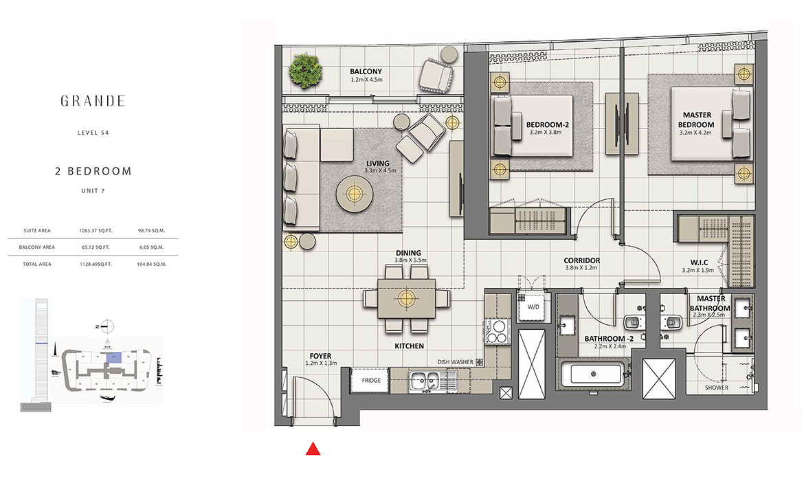 https://drehomes.com/wp-content/uploads/2-Bedroom-Unit-7-Level-54-1128.495-SqFt.jpg