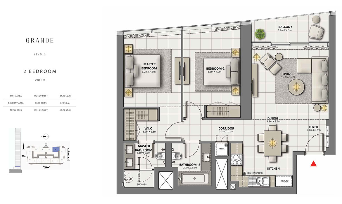 https://drehomes.com/wp-content/uploads/2-Bedroom-Unit-8-Level-Podium-3-1191.89-SqFt.jpg