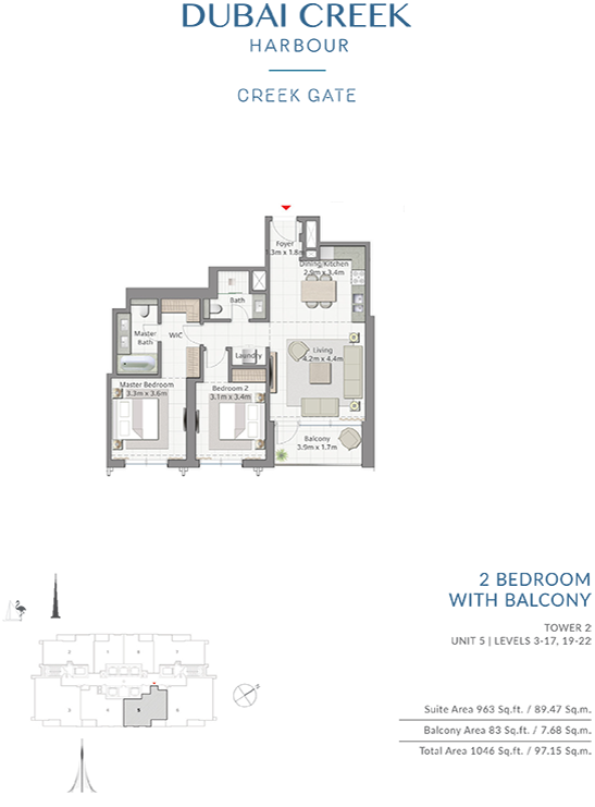 https://drehomes.com/wp-content/uploads/2-Bedroom-With-Balcony-Tower-2-Unit-5-Levels-3-1719-22-1046-SqFt.png
