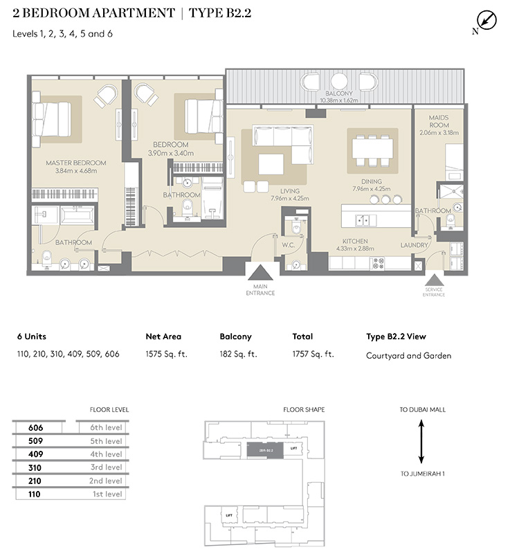 https://drehomes.com/wp-content/uploads/2-Bemroom-Apartment-TypeB2.2-1757-SqFt-1.jpg