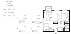 Collective Apartments Floor Plan