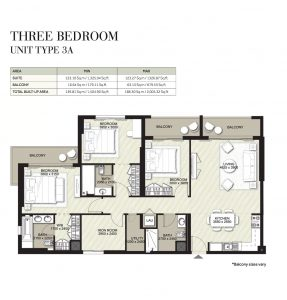 Rawda Apartments Floor Plan