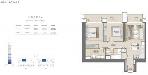 2 Bedroom Type-E
