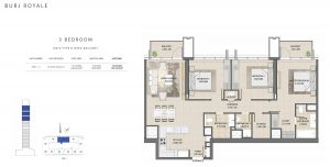 3 Bedroom Type-B