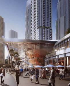 Burj Royale Apartments