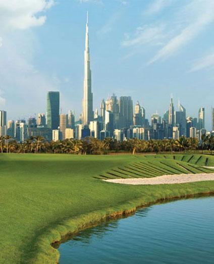 Golf-suites