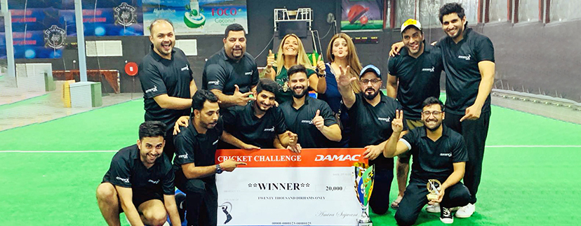 Damac Cricket Challenge 2019