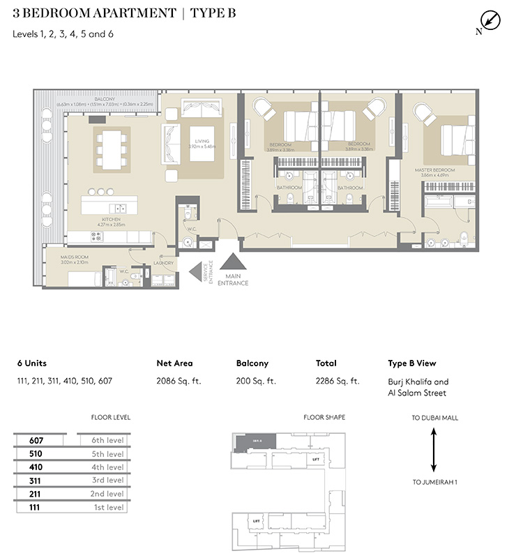 https://drehomes.com/wp-content/uploads/3-Bedroom-Apartment-Type-B-2286-SqFt.jpg