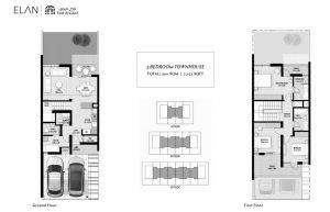 ELAN Tilal Al Ghaf Residences