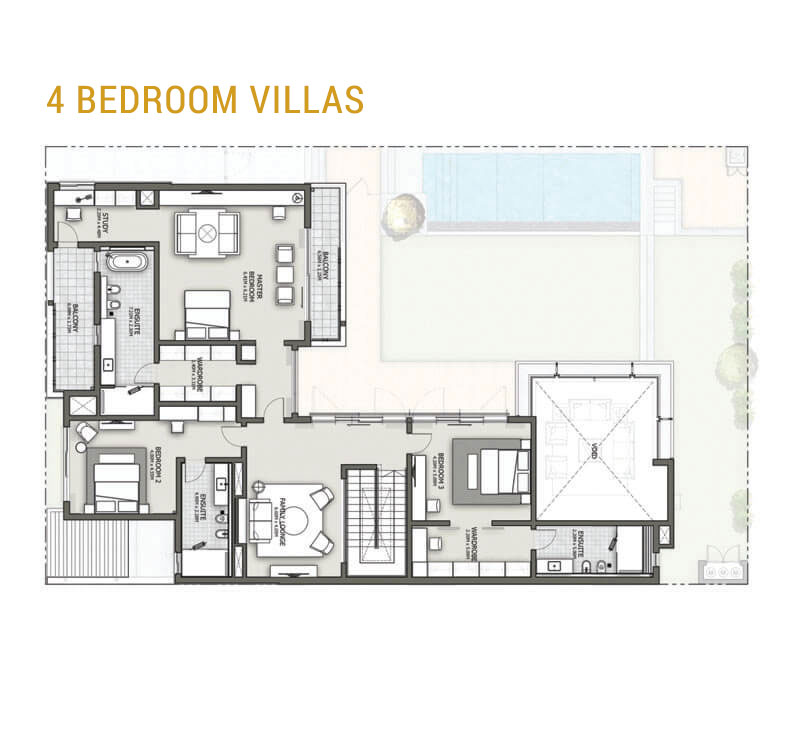 4 Bedroom Layer 4