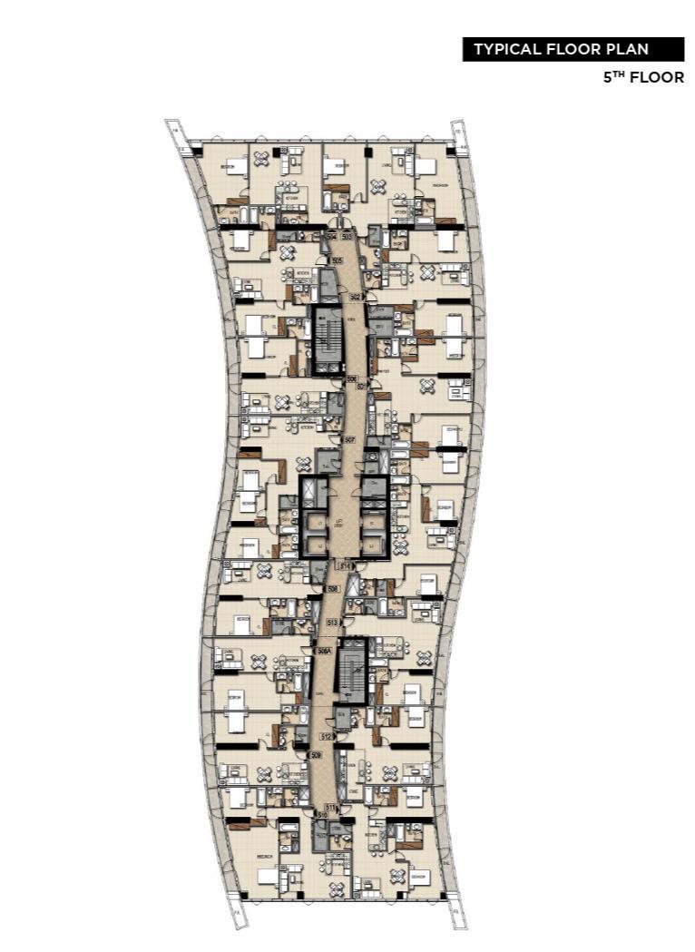 Damac Marina Bay Apartments