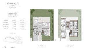 Golf Place Phase 2 Floor Plans