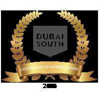 Certificate of Appreciation 2016