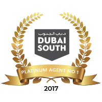 Dubai South Platinum Agent No.1 2017