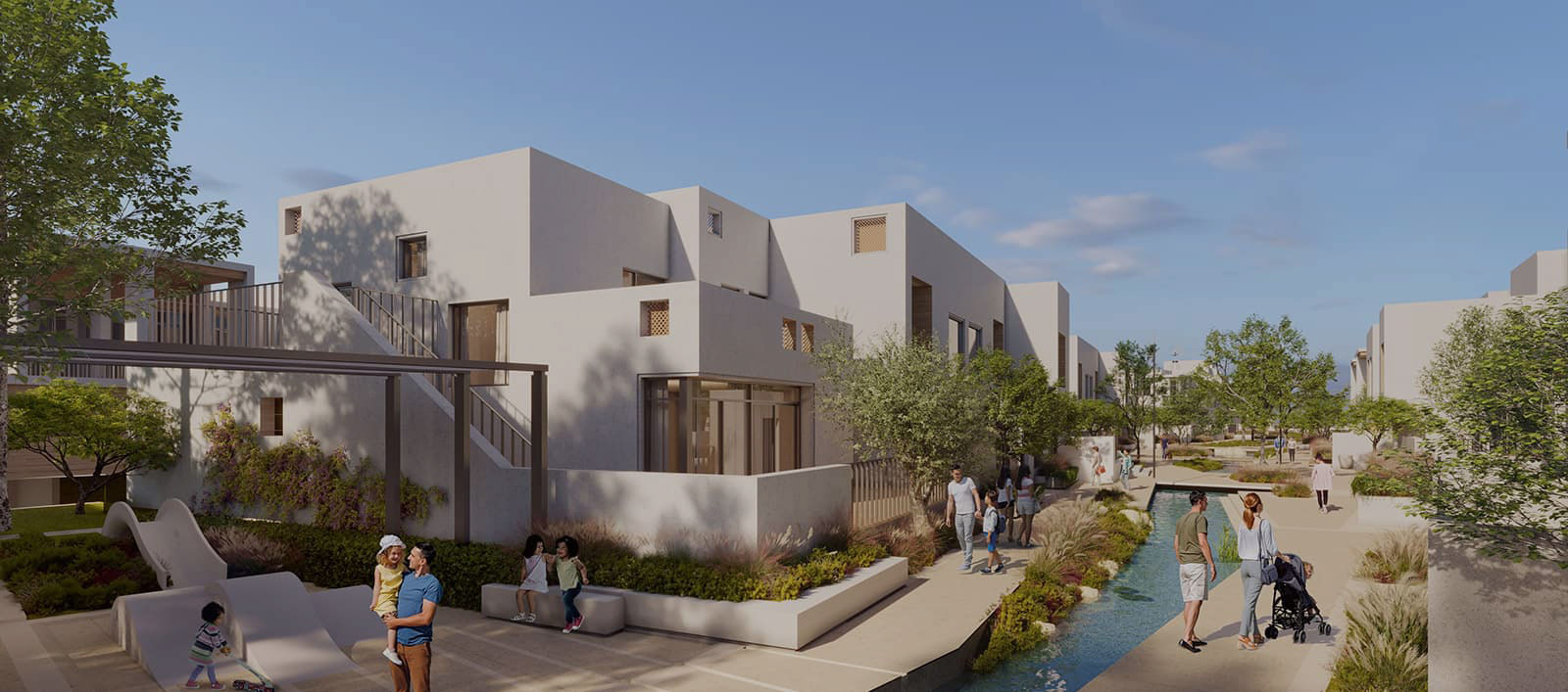 Bliss Townhouses