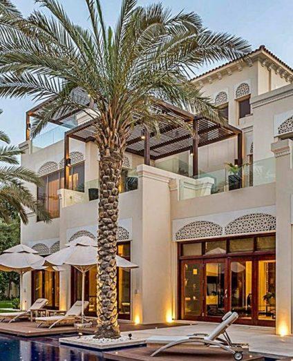 Chorisia Al Barari Semi Deatched Villas  13757