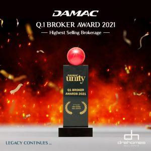 Damac Award