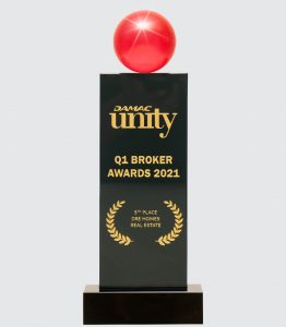 Damac Q.1 Award