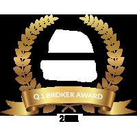 Damac Q.1 Award Badge