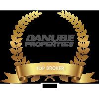 Danube Properties Top Broker 2016