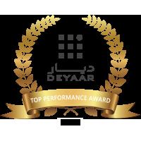 Deyaar – Top Performance Award 2017