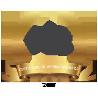 Dubai Properties Best Marketing Award 2017