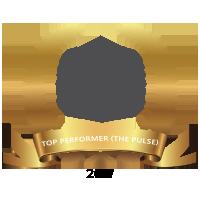 Dubai South Top Performance Agent No 1 2017 (the Pulse)