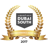 Dubai South Top Performance Agent No 1 2017