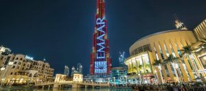 Emaar Burj Khalifa Image