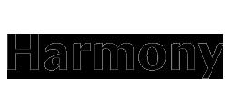 Harmony Black Logo
