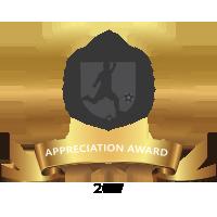 Kashmir Football League (kfl) Appreciation Award