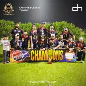 Kashmir Super 11 Trophy