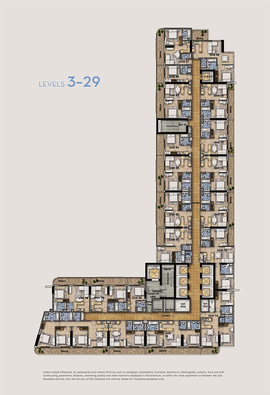 Damac Merano Tower