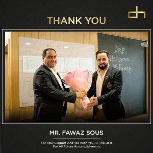 Mr. Fawaz Sous