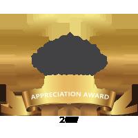 Nshama Appreciation Award 2017