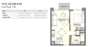 One-Bed-Unit-Type-1-B-477.27-479.96