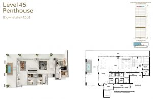 Penthouse-Level-45-Downstairs-4501
